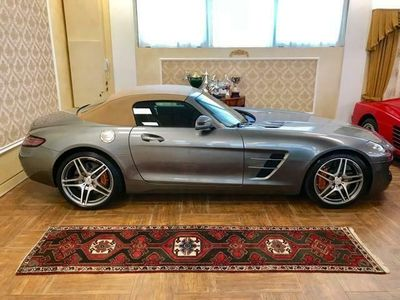 used Mercedes SLS AMG Roadster PARI AL NUOVO BELLISSIMA...
