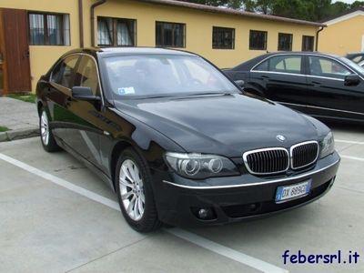 usata BMW 745 d cat Eccelsa- Extra Full -