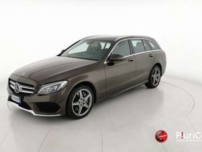 usata Mercedes C250 Classed SW 4Matic auto Premium Full LED EURO6