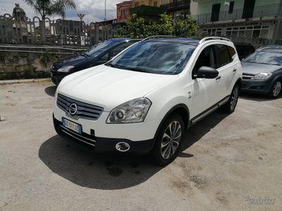 used Nissan Qashqai +2 1.5 Dci N-tec 2009