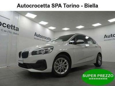 usata BMW 216 Active Tourer d Luxury EURO 6