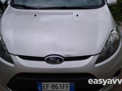 used Ford Fiesta plus 1.2 16v 60cv 5p. benzina