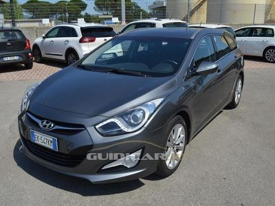 used Hyundai i40 wagon 1.7 crdi Comfort 136cv