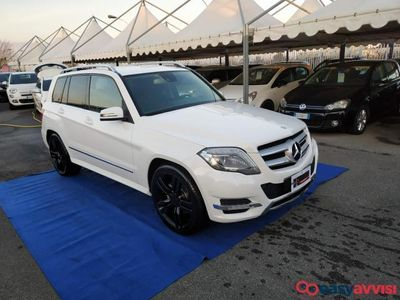 usata Mercedes GLK220 classecdi 4matic blueefficiency sport diesel