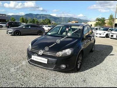 usata VW Golf VI Golf 1.6 TDI DPF 5p. Highline