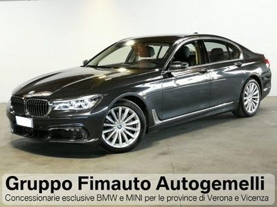 usado BMW 730 d xDrive Luxury