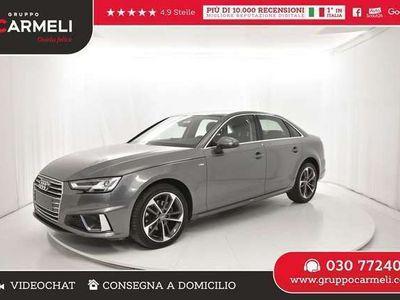 usata Audi A4 35 TDI S tronic S line edition AZIE...
