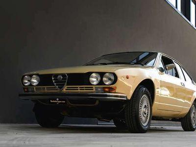 usata Alfa Romeo Alfetta GT/GTV