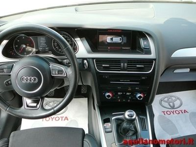 usata Audi A4 Avant 2.0 TDI 143CV F.AP. Ambiente