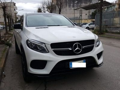 usata Mercedes GLE350 d 4Matic Coupé Premium Plus ITALIANA
