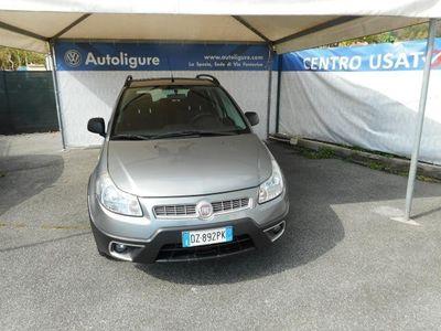 gebraucht Fiat Sedici 1.6 16V 4x2 Emotion