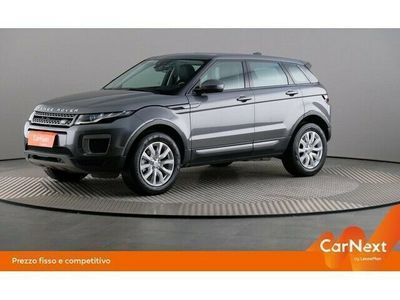second-hand Land Rover Range Rover evoque 2.0 Td4 Business Edition Pure