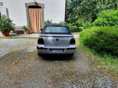 usata VW Golf Cabriolet 1.8/75 CV cat Movie