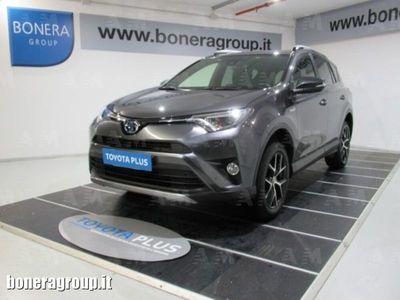 usado Toyota RAV4 Hybrid 4WD Style del 2018 usata a Brescia