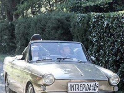 usata Fiat 750 spider vignale permuta