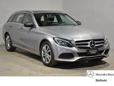 usata Mercedes C200 C 200 d S.W. Auto Sportd S.W. Auto Sport