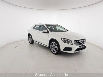 usata Mercedes 200 GLA GLA-X156 2017d Premium auto
