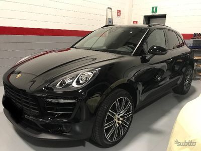 usata Porsche Macan - 2017