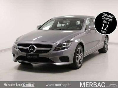 usata Mercedes CLS250 CLSd SB 4Matic Sport Diesel