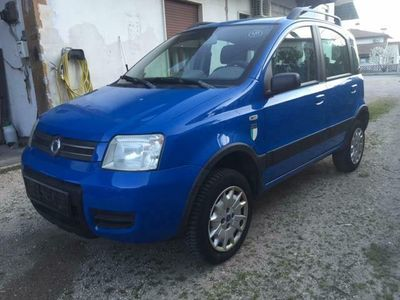 usata Fiat Panda 4x4 -