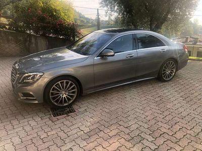usata Mercedes S350 d 4Matic Maximum