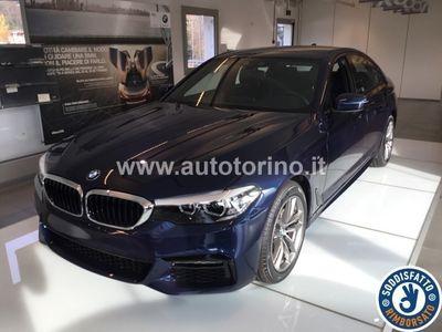 begagnad BMW 518 SERIE 5 BERLINA d Berlina M SPORT