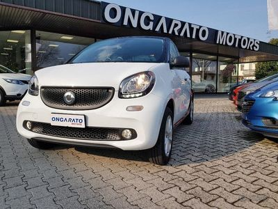 usata Smart ForFour 70 1.0 Automatic twinamic Passion