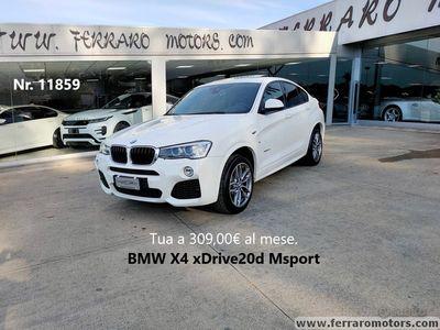 usata BMW X4 xDrive20d 190CV Msport - Tettuccio