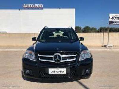 usata Mercedes GLK220 4matic Bluetec Premium