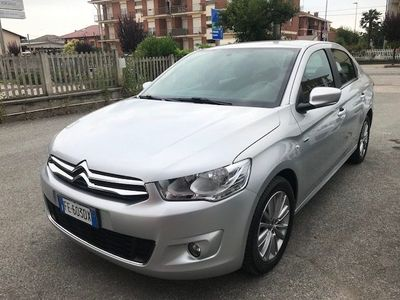 usata Citroën C-Elysee I BlueHDi 100 Exclusive KMCERTIF