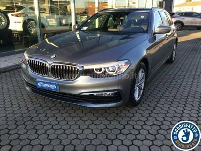 usata BMW 520 Serie 5 Touring d touring Business auto