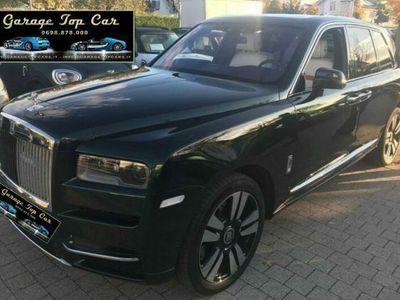 usata Rolls Royce Cullinan Cullinan- Smeraldo