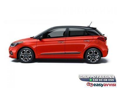 brugt Hyundai i20 FL 1.2 MPI 75cv Prime + Safety Pack