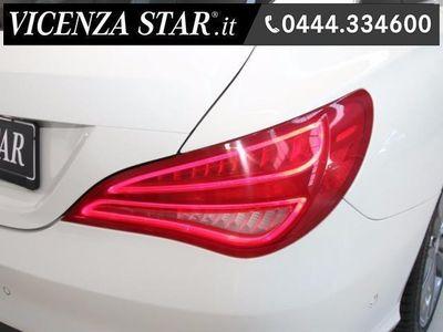 usata Mercedes CLA220 d S.W. AUTOMATIC SPORT rif. 7304605