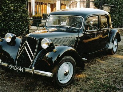 brugt Citroën Traction Avant 11BL