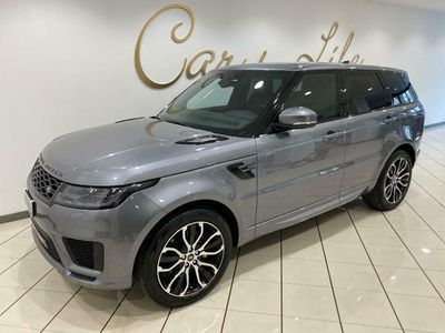 usata Land Rover Range Rover Sport 3.0 TDV6 HSE Dynamic Full Optionals IVA E
