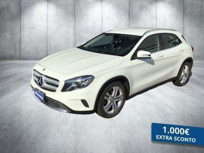 usata Mercedes 170 GLA-X156 2014 220 220 d (cdi) Sport 4maticauto