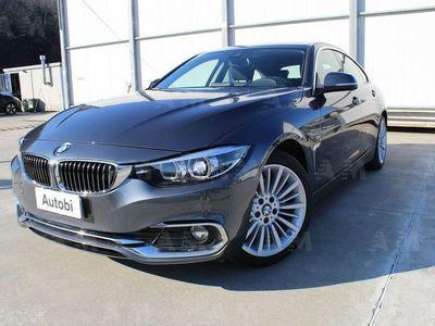 used BMW 420 Serie 4 Gran Coupé d Luxury del 2018 usata a Genova