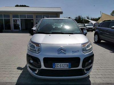 usata Citroën C3 Picasso 1.4 VTi 95 Exclusive GPL