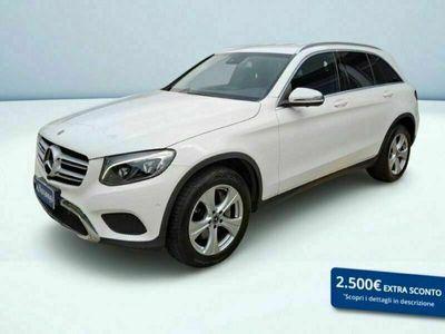 usata Mercedes GLC250 CLASSE GLCd Sport 4matic auto