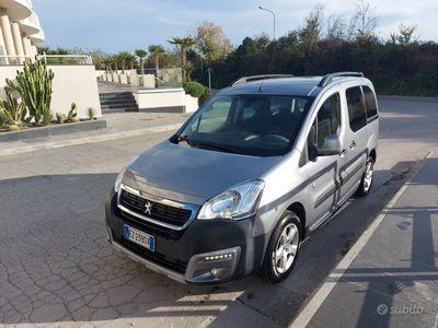 usata Peugeot Partner 1.6hdi 2015 fullopt 1 proprietario