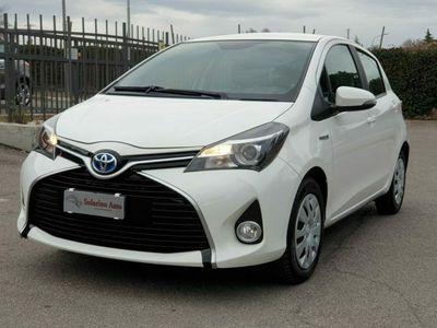 usata Toyota Yaris 1.5 Hybrid 5 porte Style