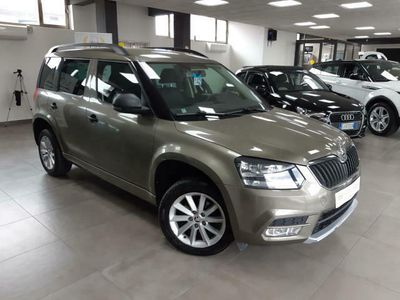 used Skoda Yeti 1.6 TDI CR 105CV Ambition GreenLine