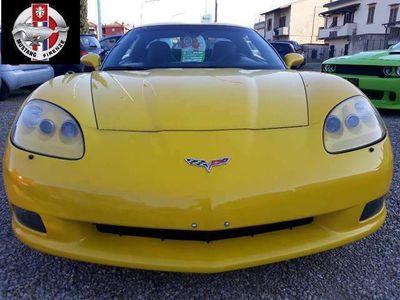 usata Corvette C6 Coupe LS3 6.200-TETTO-AUTOMATICO-TEST DRIVE IN SEDE