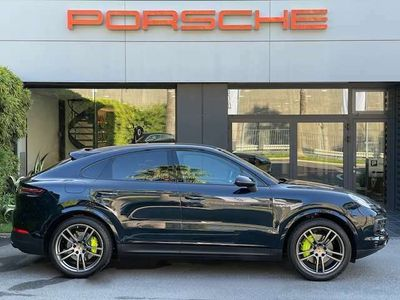 usata Porsche Cayenne Coupè 3.0 V6 E-Hybrid