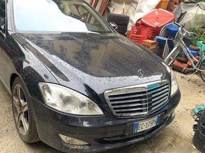 usata Mercedes S450 4Matic Avantgarde Lunga 4 posti