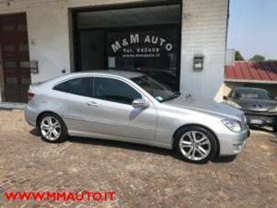 usata Mercedes CLC180 Kompr. TPS Chrome AUTOMAIK- NAVIG!!!!! Benzina