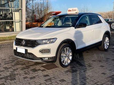 used VW T-Roc 1.6 TDI SCR Advanced BlueMotion Technology nuova a Refrontolo