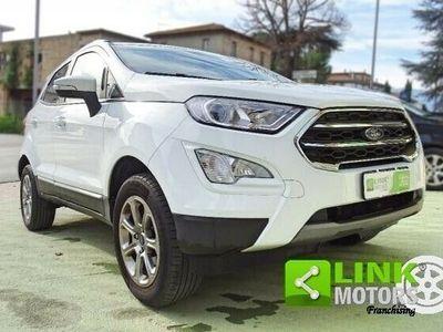 usata Ford Ecosport EcoSport1.0 EcoBoost 125 CV S&S Titanium