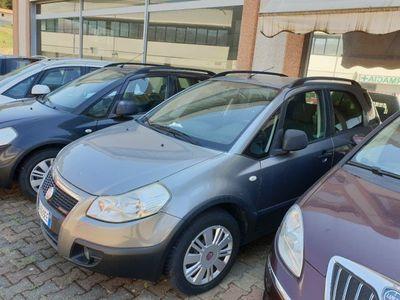 usata Fiat Sedici 1.9 MJT 4x4 Dynamic rif. 11863504